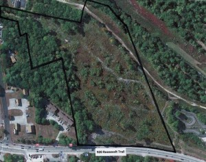 14 + Acres in Windham Zoned C1 Commercial on Rt. 302