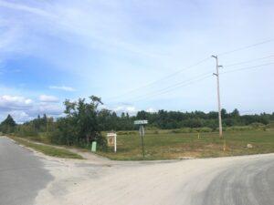 Development Site in Enterprise Development District