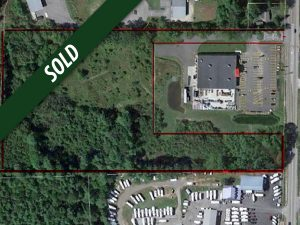 9.96 +/- Acre Commercial Lot for Sale in Windham