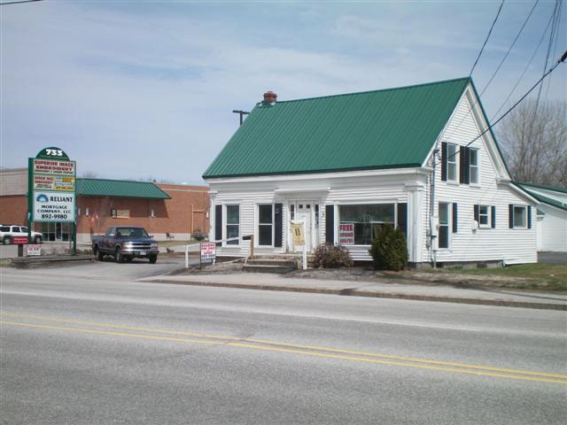 Professional Office Building for Sale in Windham