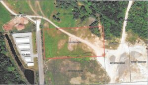 Lot # 10, Development Site in Enterprise Development District