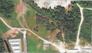 3.70 +/- Acre Development Site in Enterprise Development District